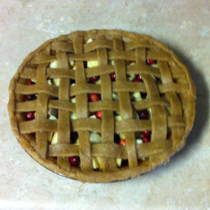 Cranberry Apple Pie Pre-Baked