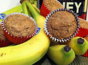 Protein muffins 2
