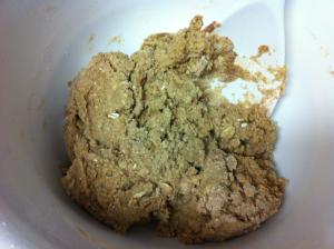 Protein oat cookies mix 3