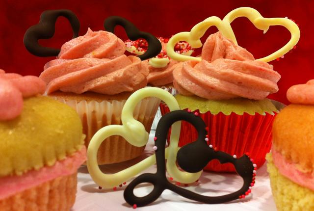 Vday Cupcakes 2