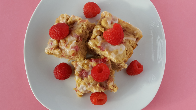 Lemon Rasp Bars 4