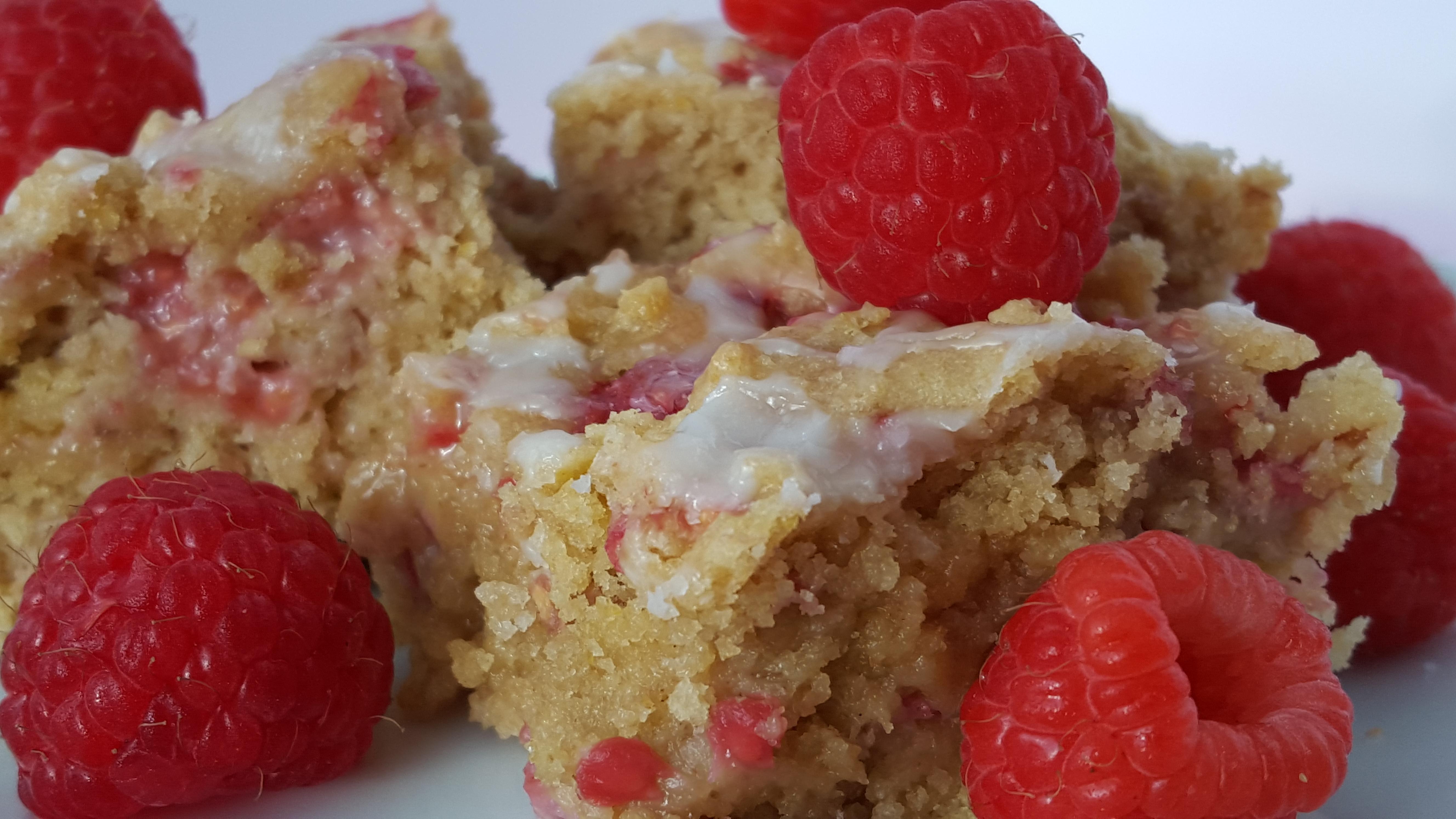 Lemon Raspberry Bars | Sugar, Spice, and Everything Twice